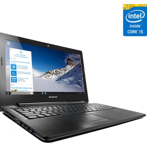 Portátil Lenovo 15,6'' Ideapad 100-15IBD Intel Core i5-5200U