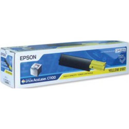 TONER EPSON ORIG.AMARILLO C1100/CX11 ALTA CAP