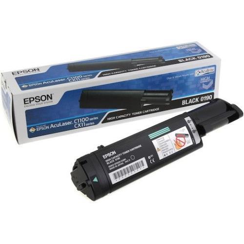 TONER EPSON ORIG. NEGRO C1100/CX11 ALTA CAP