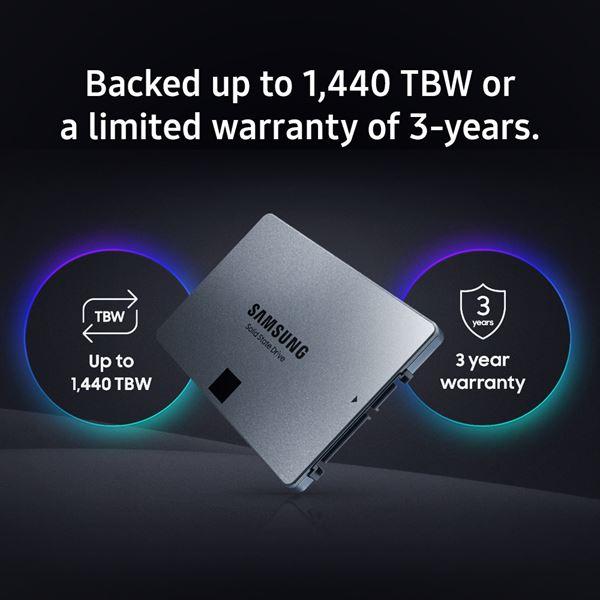 Disco duro SSD Samsung 1TB