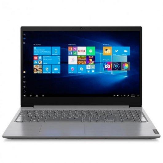 """ORDENADO PORTATIL LENOVO V15-IIL I51035G1 8GB SSD256GB 15.6"""" W10PRO"""